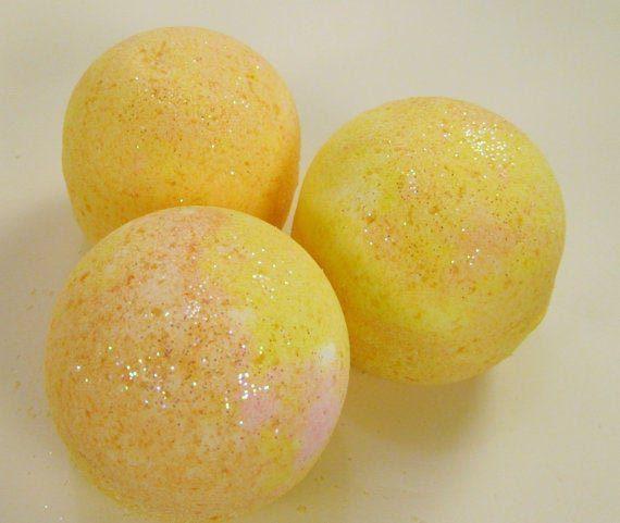 Citrus Slices Bath Bomb