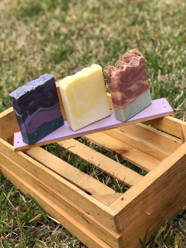 Lace Soap
